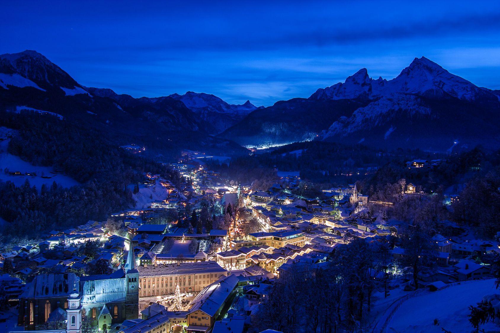 Berchtesgaden Winter