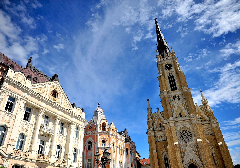 Novi Sad iStock 638186728