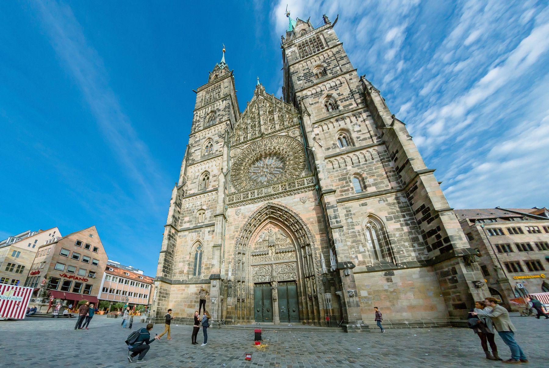 Nürnberg Kathedrale