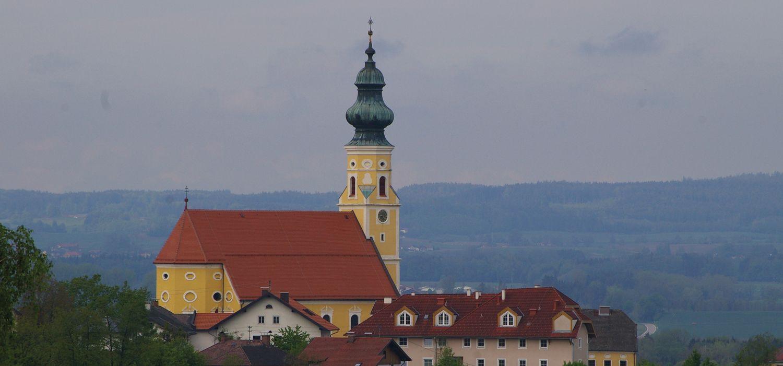Pfarrkirche Ostermiething ArchivSchuch