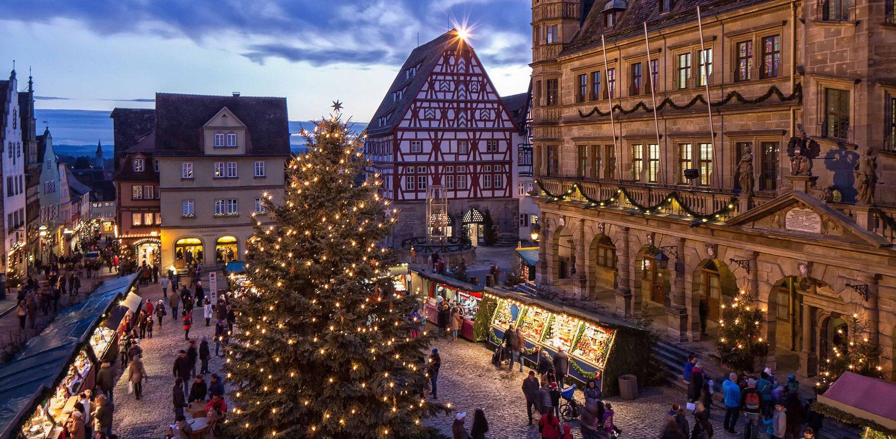 Rothenburg Tourismus Service W Pfitzinger Exkl Reiterlesmarkt RTS484