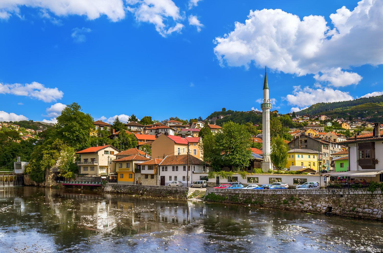 Sarajevo iStock 613776530