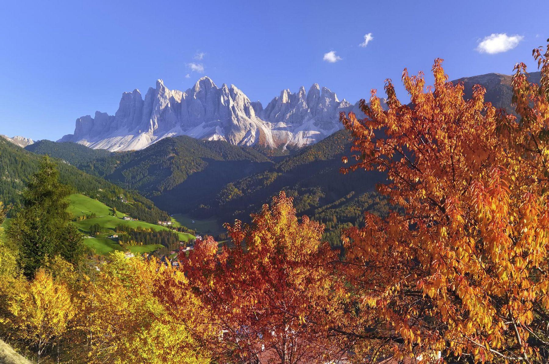 Sudtirol Landschaft