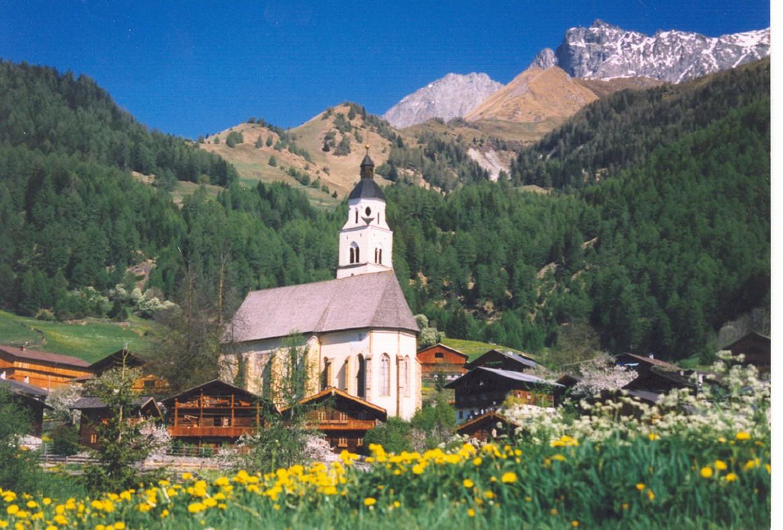 Wallfahrtskirche Maria Schnee Klaunzer Erich
