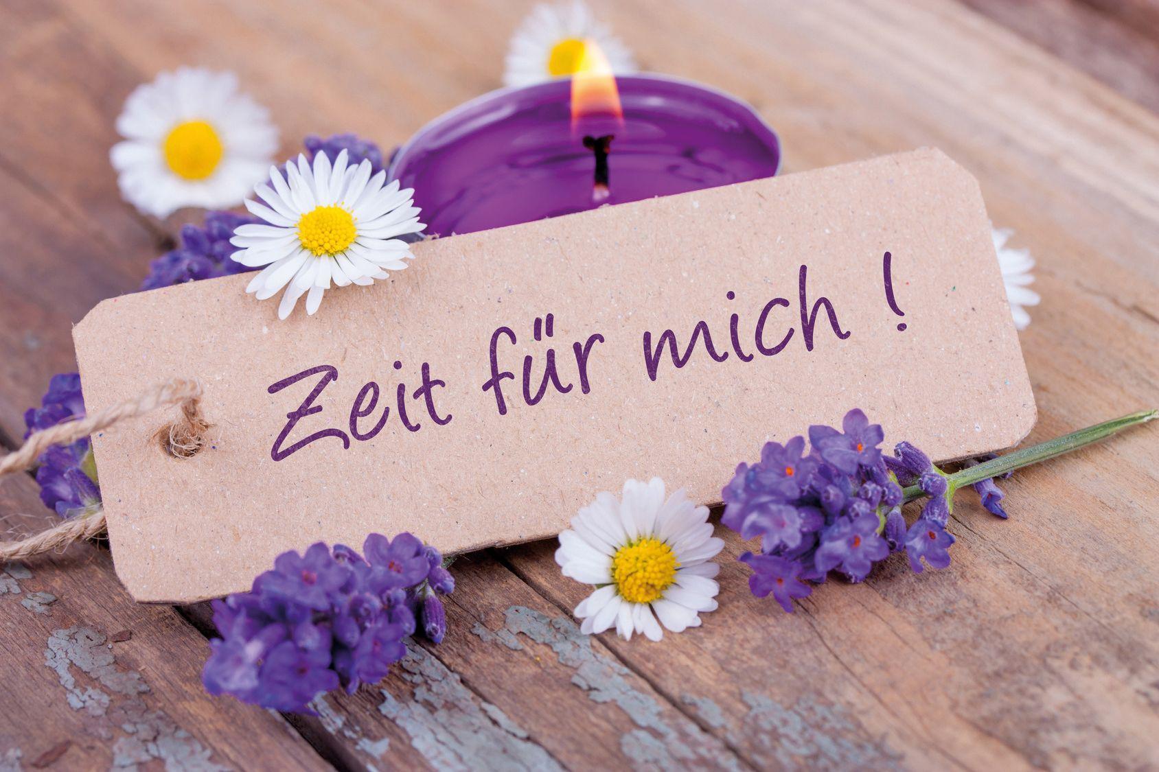 Wellness Zeitfuermich