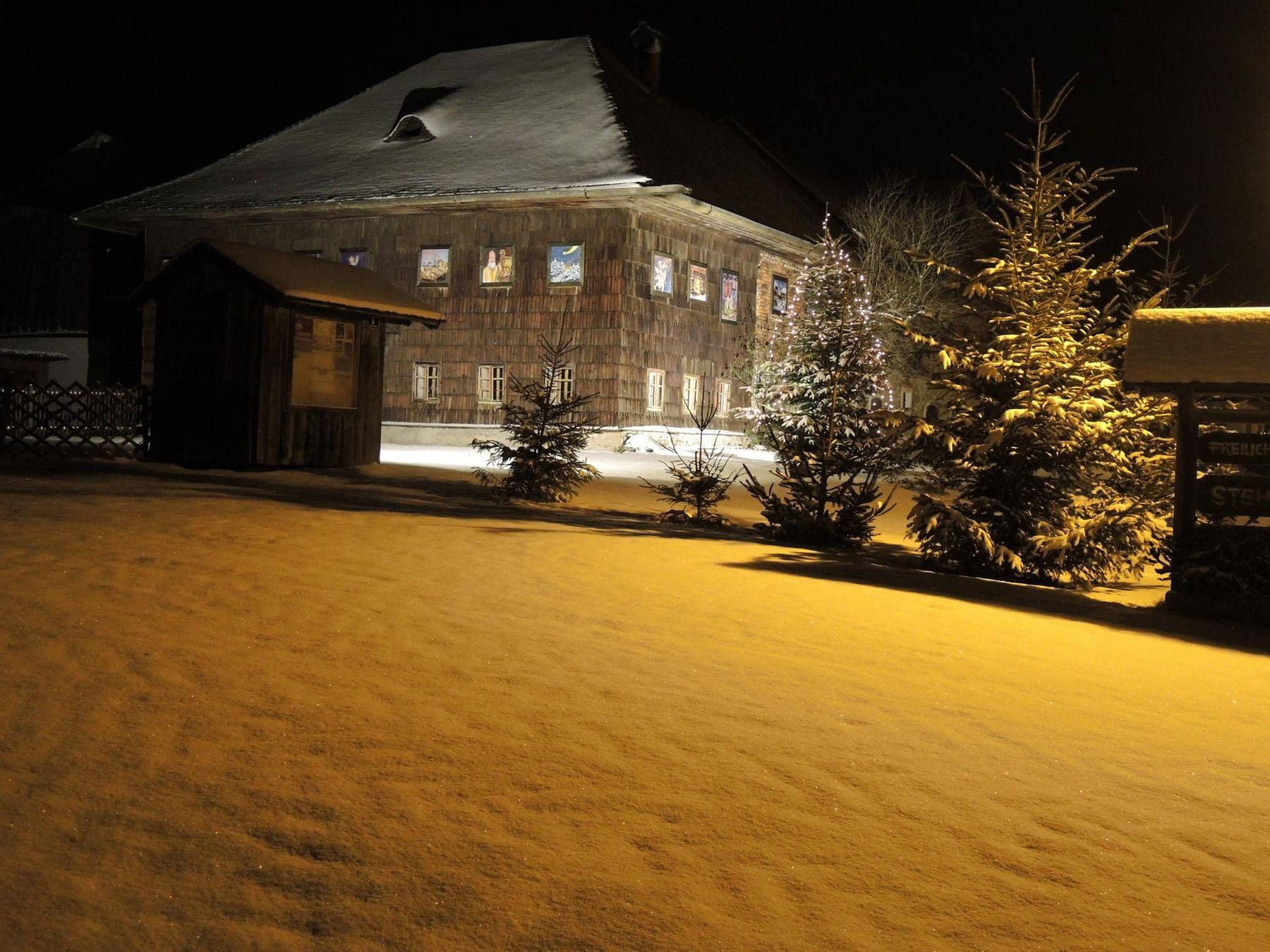 Winterbild Stehrerhof 02