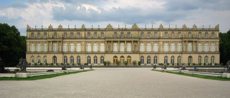 Schloss Herrenchiemsee 01