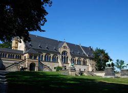 Goslar Imperial Place Kaiserpfalz