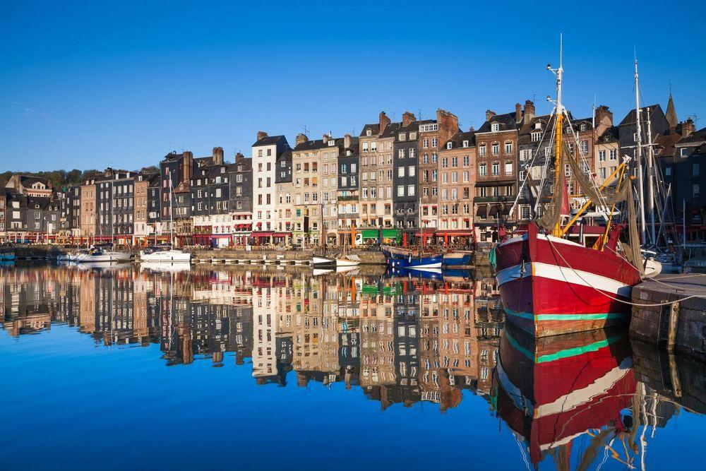 Normandie Bretagne Mit Belle Ile Busreise Frankreich Elsass