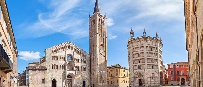 Kathedrale Baptisterium Parma iStock 531977562 web