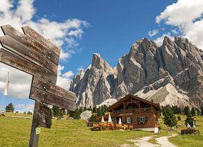 Sudtirol Berghutte