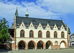 Goslar Rathaus in Goslar Christa Eder