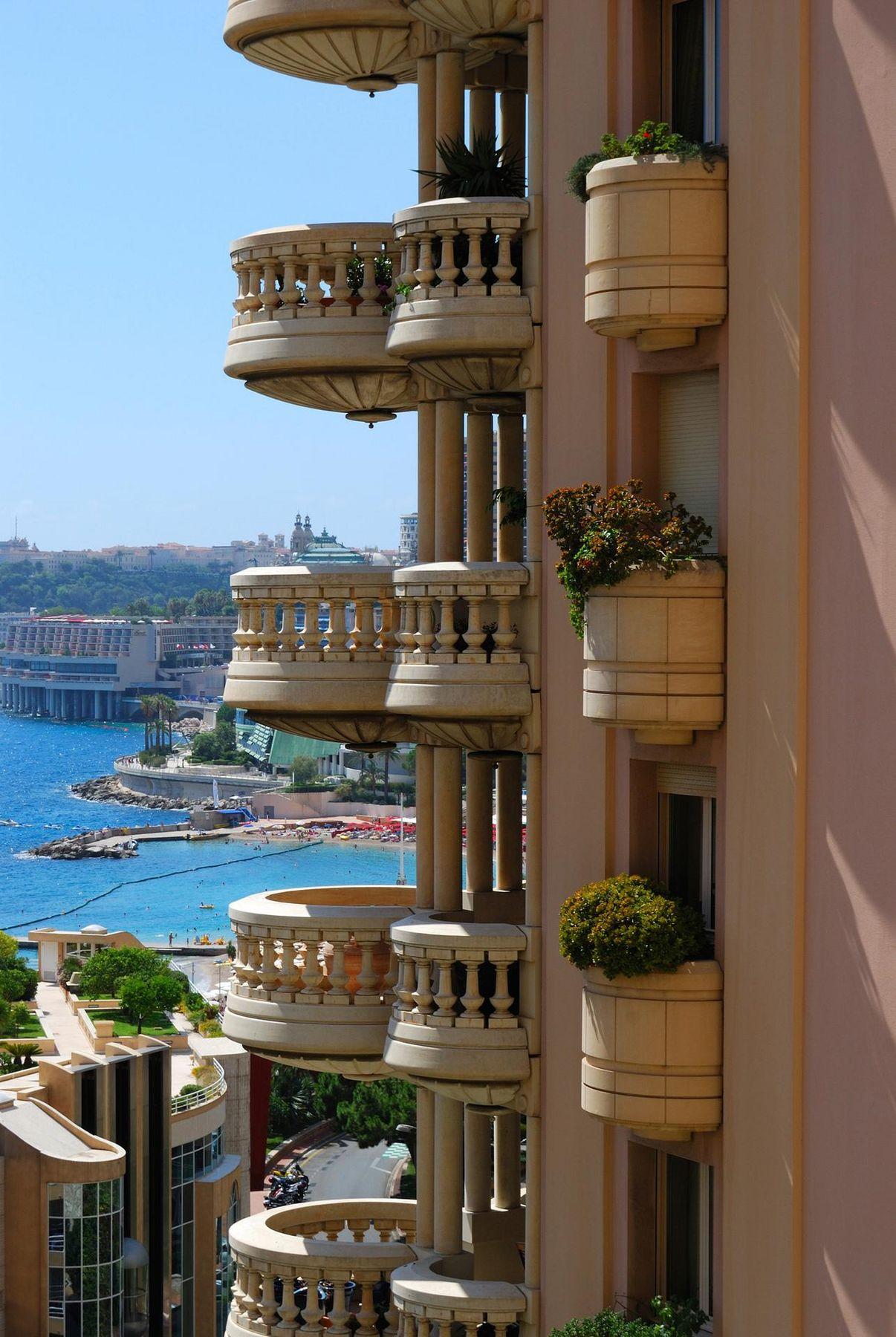 Monaco_Gebäude