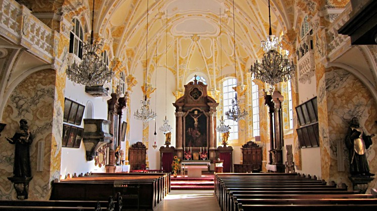 Obertalheim Kirche