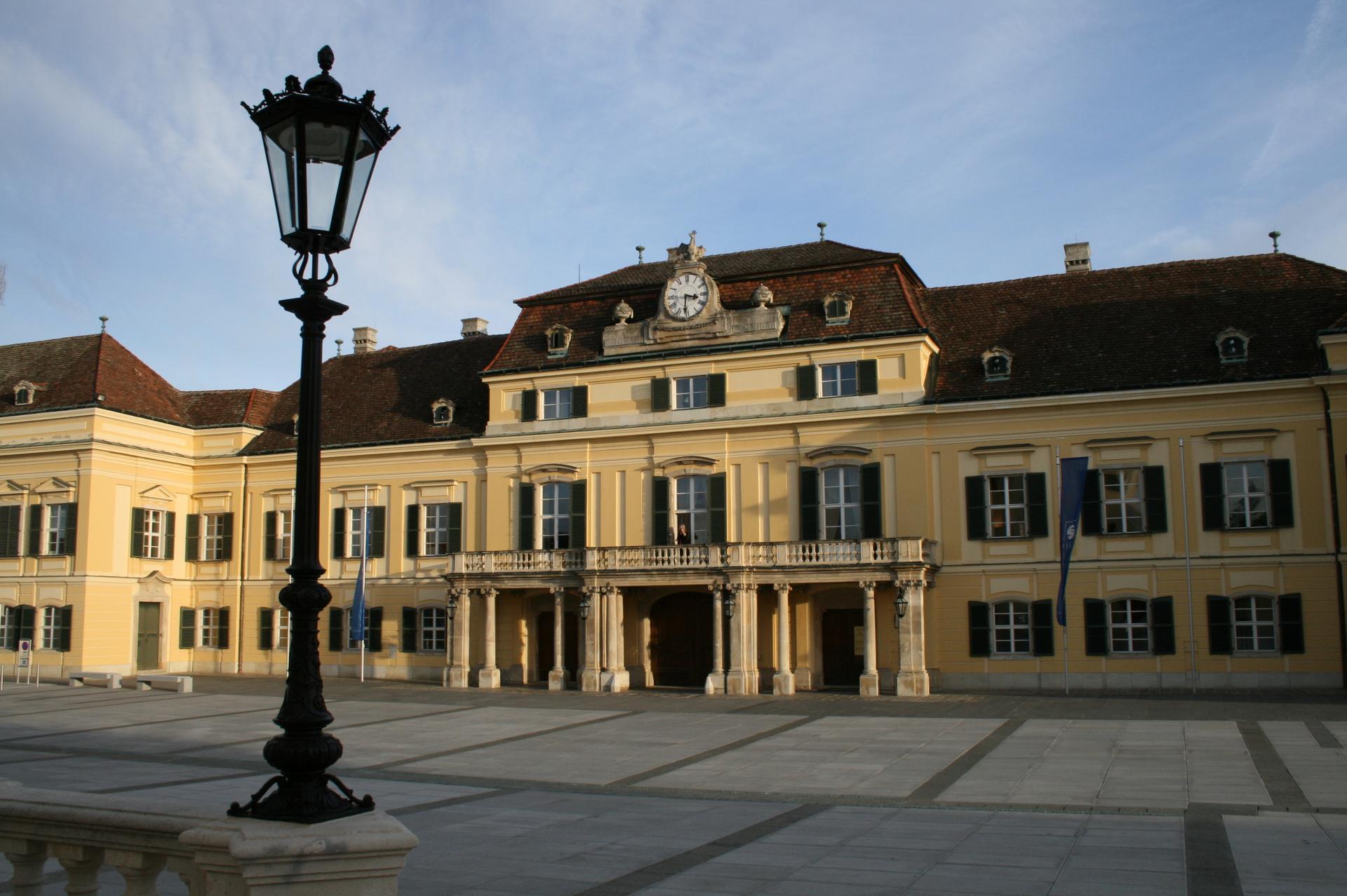 Presse schloss laxenburg blauer hof SLBG Wolfgang Mastny